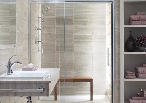 Charming How To Clean Shower Doors