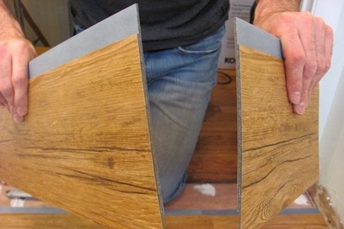 How To Install Vinyl Plank Flooring Bob Vila - What do you put under vinyl flooring
