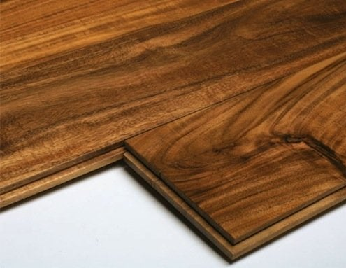 Prefinished Or Unfinished Wood Flooring Acacia