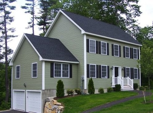 How To Clean Vinyl Siding   Green