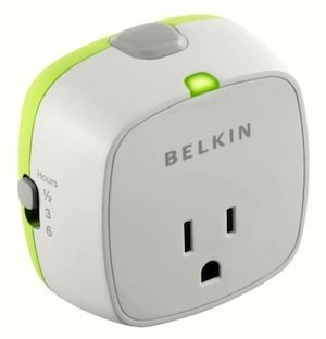 Smart Outlets - Belkin Conserve