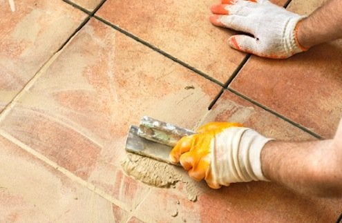 Replacing-Grout