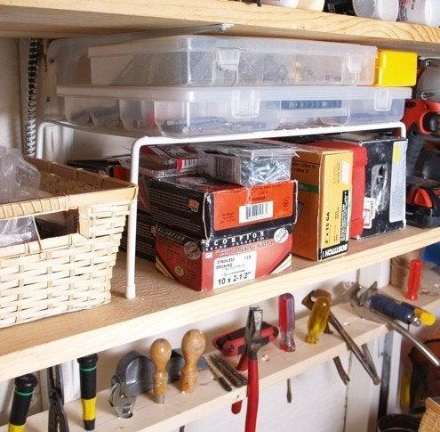 Workshop Storage - Shelves