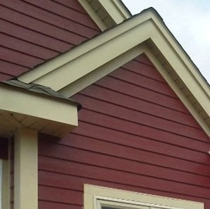 James Hardie fiber cement lap siding