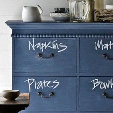 June Projects - Chalkboard Paint