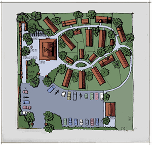 Tiny House Village - Plan