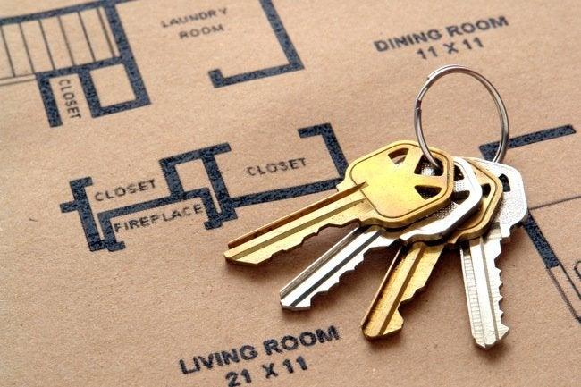 Choosing a Mortgage - House Keys