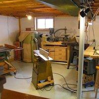 Basement Workshop Bob Vila