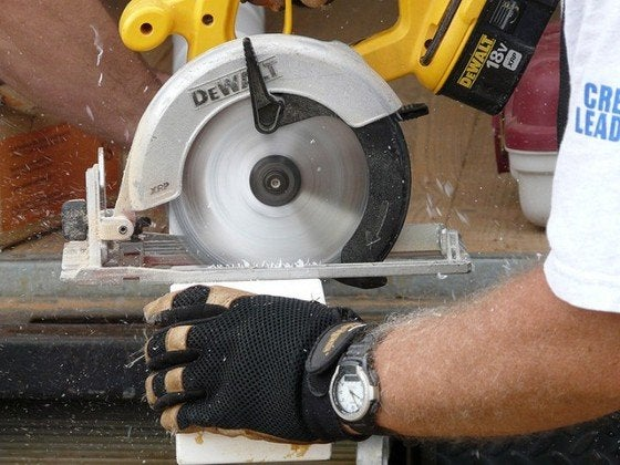 How To Cut Straight Lines With A Circular Saw Bob Vila