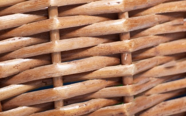 Wicker Care - Detail