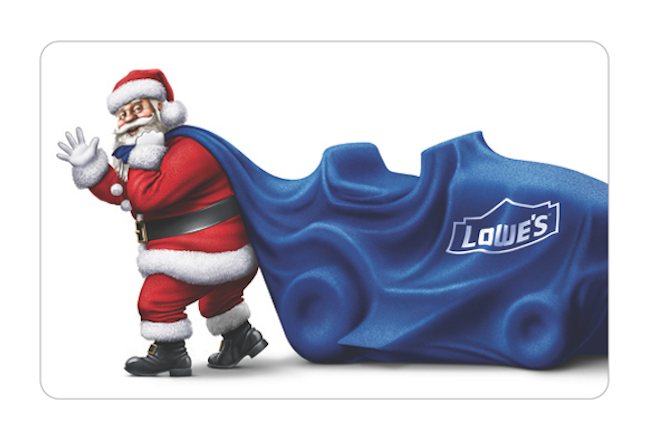 Lowes holiday