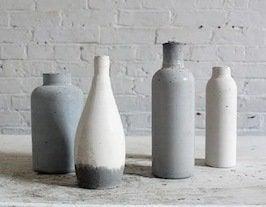 Concrete vases thumb