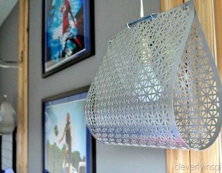 Metal sheet light end