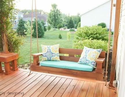Porch swing 1