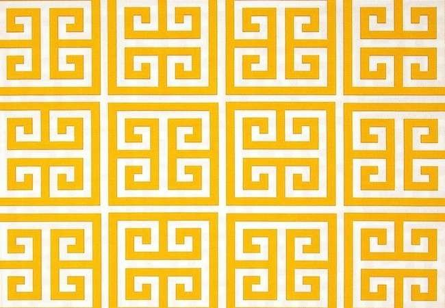 The Greek Key: 10 Trendy Uses for This Classic Design Motif