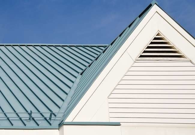 Trending Now: Metal Roofs