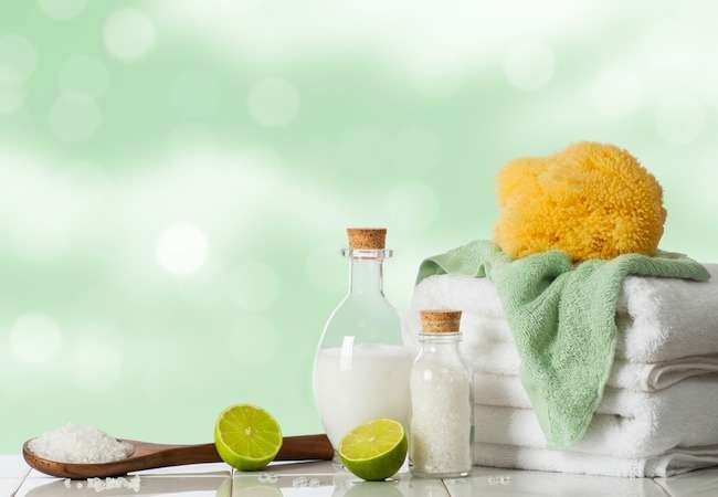 How To: Create a Spa Bath at Home