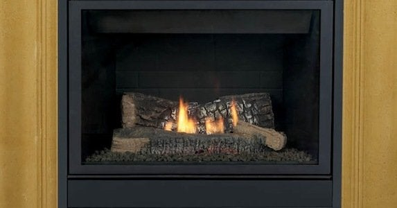 Fireplace cover image majestic
