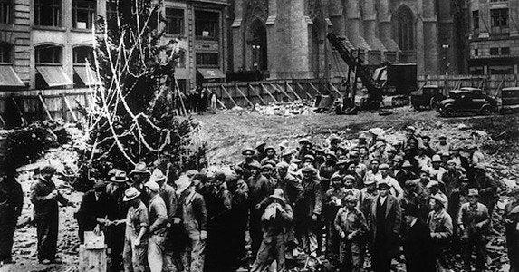 Christmas-tree-timeline
