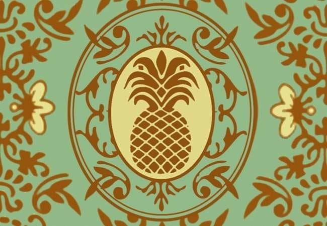 Trending Now: Pineapple Design Motifs