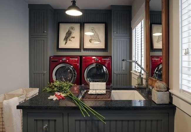 10 Laundry Rooms We Love
