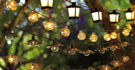Holiday lights go neutral 9 options pottery barn