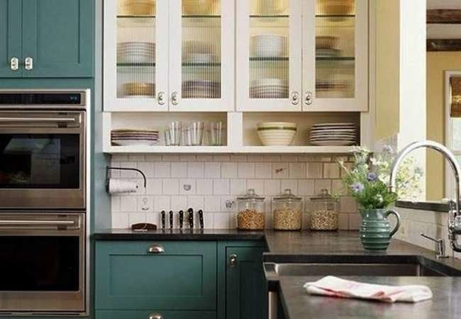 Interior Transform Kitchen Cabinets painted kitchen cabinets 14 reasons to transform yours bob vila now