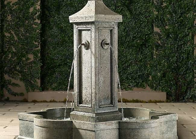 Garden Fountains: 10 Water Features to Beautify Any Yard