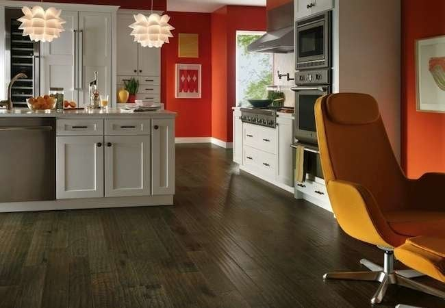 Kitchen flooring ideas 8 popular choices today bob vila Kitchen floor designs