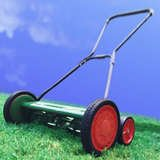 Scott manual reel lawn mowers thumbnail