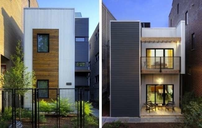 House Tour: Chicago's C3 Modular House