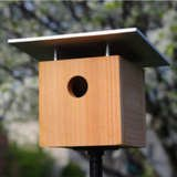 Cgardner how to make birdhouse thumbnail