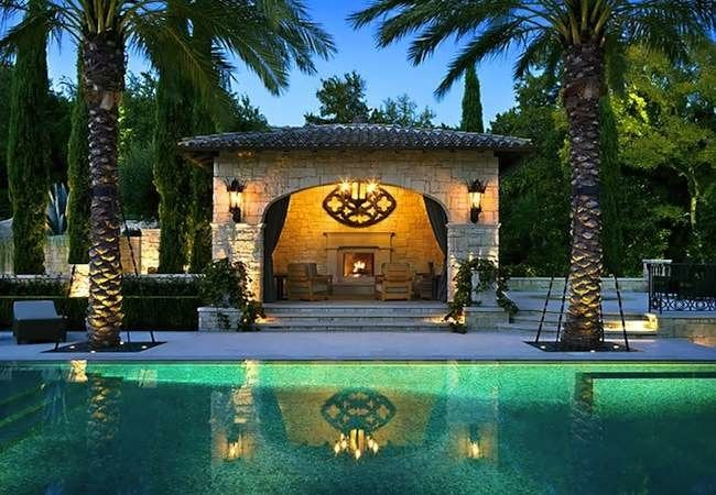 Swimming with the Stars: 12 Celebrities' Cool Pools
