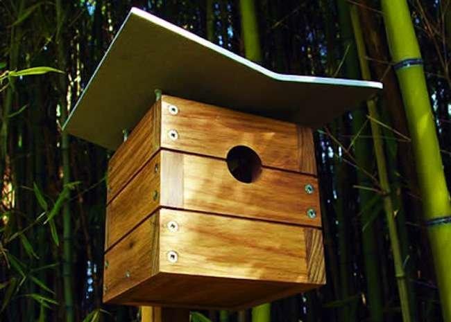 12 Birdhouses We Love - Bob Vila