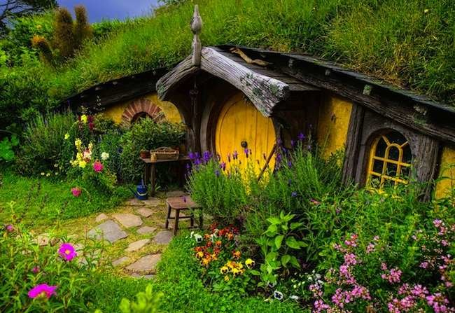 Images Of Hobbit Houses Fascinating Hobbit Houses To Make You Consider Moving Underground  Bob Vila Design Ideas