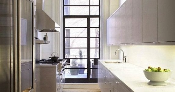 11 gorgeous galley kitchens