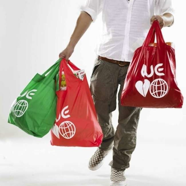 BYOBag: 6 Smart Reusable Shopping Bags