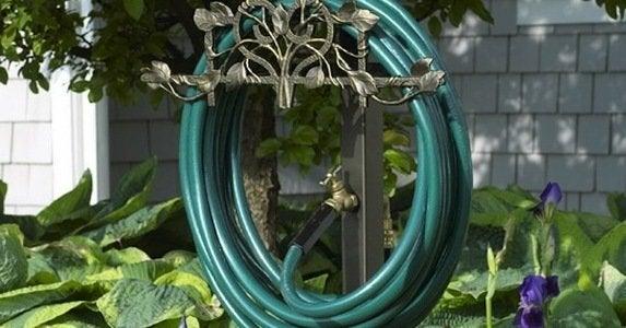 Garden hose cover image mailboxandbeyond
