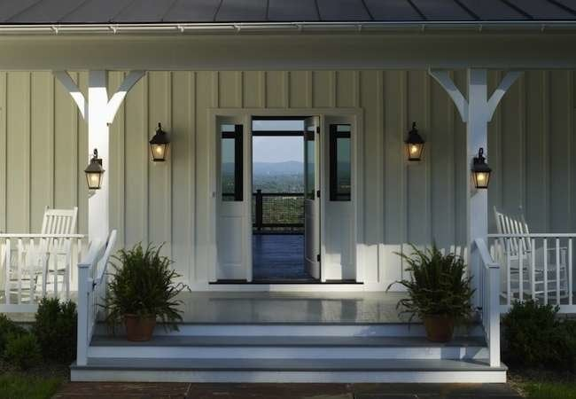 outdoor wall sconces lighting the way with style