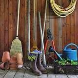 Garden tools thumb