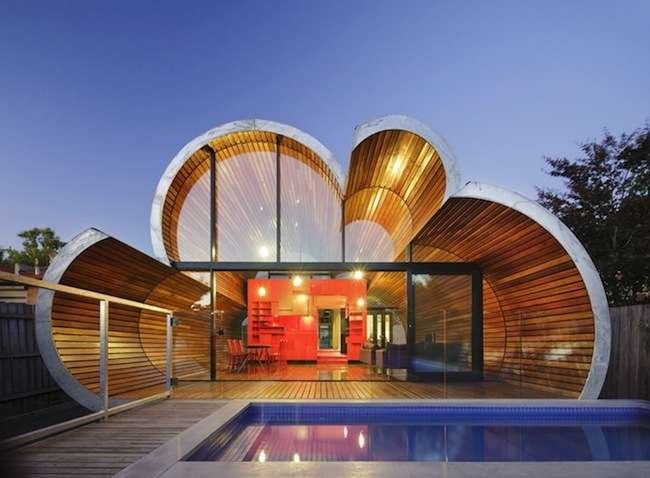 12 Unconventional Homes Inspired by Nature
