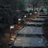 Progresslighting mission landscape lighting