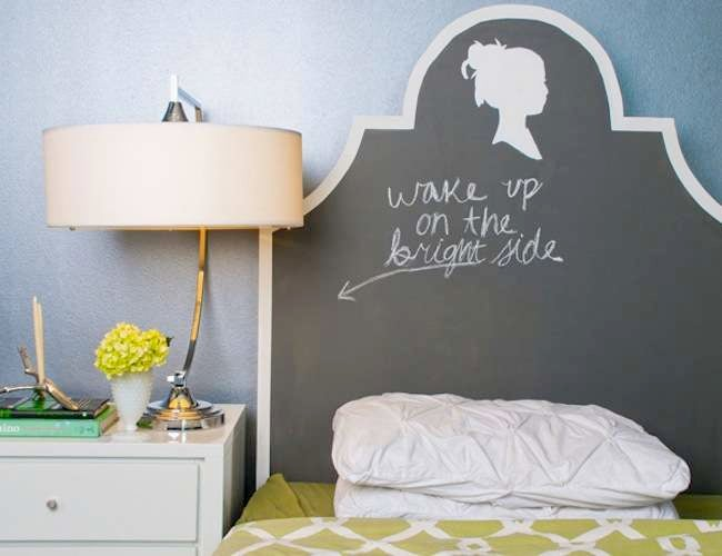 Make Your Bed: 16 Easy DIY Headboards