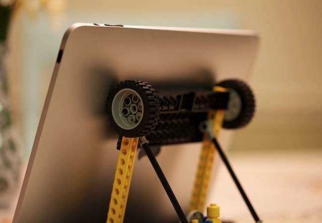 Make Your Own iPad Stand: 10 Cheap and Clever Ideas