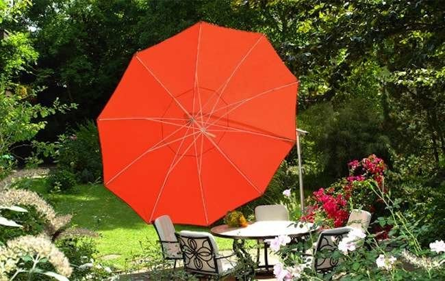 Beat the Heat with These 10 Cool Outdoor Umbrellas