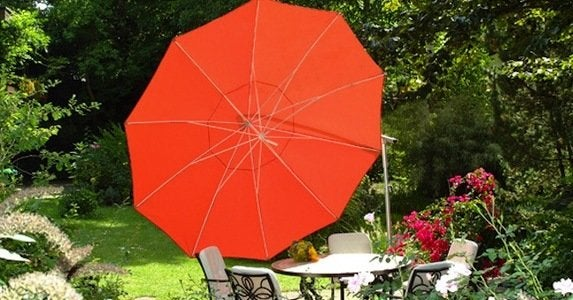 Outdoor umbrella cover image