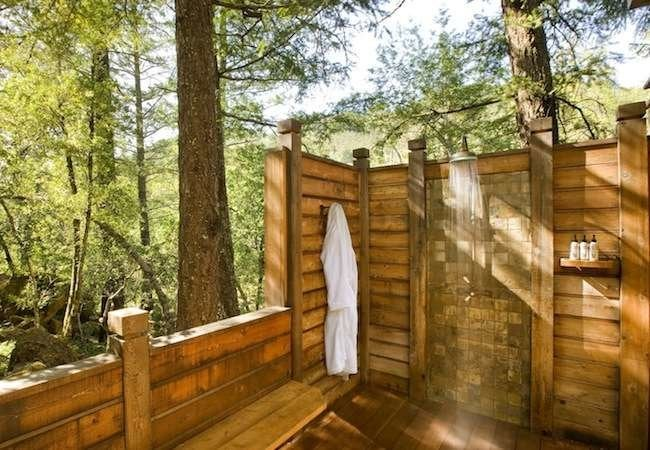 Beat The Heat: 16 DIY Outdoor Showers To Cool You Down