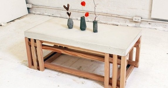 Cement your place in diy history with these 9 easy concrete projects home modern