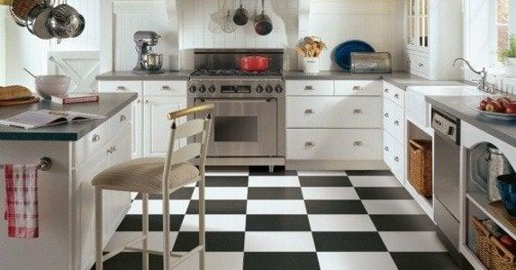 Kitchen Flooring Ideas Popular Choices Today Bob Vila