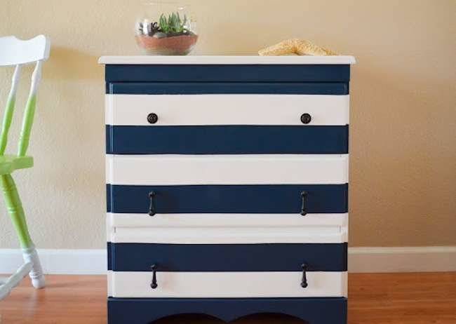 Dressing Up the Dresser: 11 Creative DIY Transformations